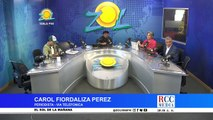 Periodista Carol Fiordaliza Pérez revela detalles de entrevista que realizó a César Emilio Peralta
