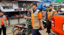 Kepala BNPB dan Menko PMK Kunjungi Pengungsi Korban Banjir di Lebak dan Bogor