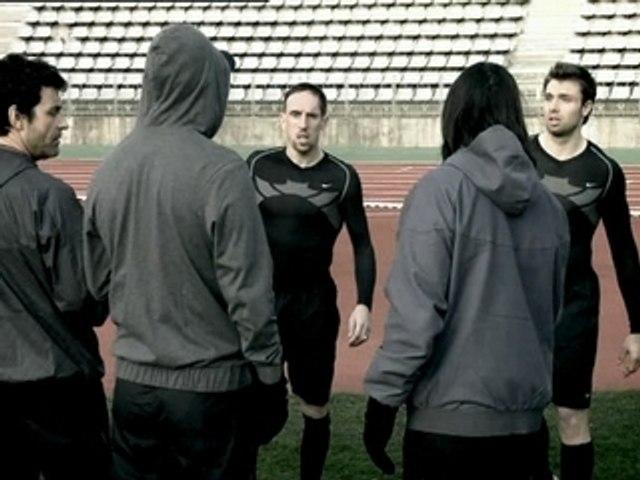 Nike Ribéry vs Clerc 2