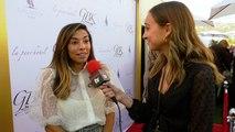 "Christina Vidal Interview ""GBK's Pre-Golden Globes 2020 Celebrity Gift Lounge"" Red Carpet"