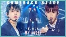 [Comeback Stage] B.O.Y - My Angel ,  비오브유 - My Angel Show Music core 20200104