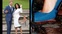 Meghan Markle Duchess Of Sussex Style ,  Meghan Markle High Heels Collection ,  Meghan Markle Shoes Detail