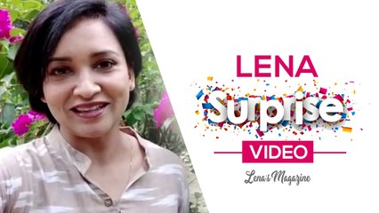 Lena Surprise Video | Lena's Magazine | Stay Tuned