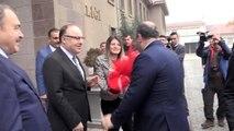 Sanayi ve Teknoloji Bakanı Varank, Valiliği ve Belediye Başkanlığını ziyaret etti - AFYONKARAHİSAR