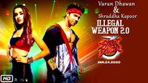 Illegal Weapon 2.0 Street Dancer 3D : Varun Dhawan, Shraddha Kapoor, Garry Sandhu, Jasmine Sandlas | New Hindi Song 2020 | Hindi Songs | Hindi Song Video | New Hindi Songs | Latest Bollywood Song | Illegal Weapon 2.0 Jasmine Sandlas | Illegal Weapon 2.0