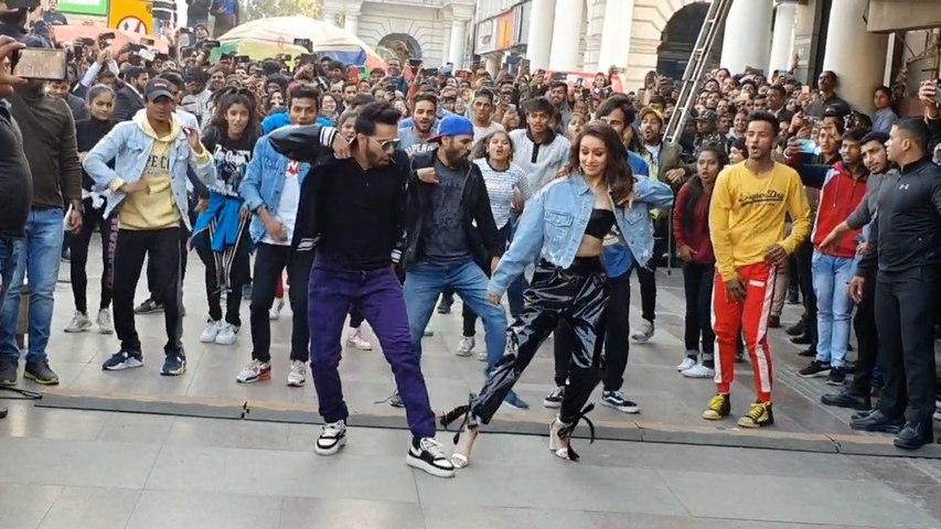 Varun Dhawan, Shraddha Kapoor turn street dancers in Delhi