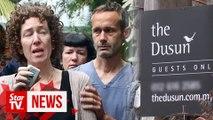 Nora Anne's family files civil suit against resort operator