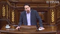 Iglesias agradece a Junqueras su apoyo a la investidura