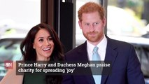 Prince Harry And Duchess Meghan Love Good News