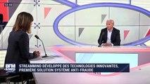 Nicolas Muhadri (StreamMind) : Système anti-fraude: SreamMind développe des technologies innovantes - 04/01