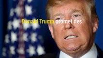 Donald Trump promet des sanctions contre l'Irak et des représailles contre l'Iran