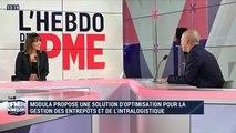 Simoné Cocchi (Modula) : Modula propose une solution d'optimisation pour la gestion des entrepôts et de l'intralogistique - 04/01