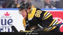 David Pastrnak Has Been 'Lethal Weapon' For Bruins Playing At Next Level
