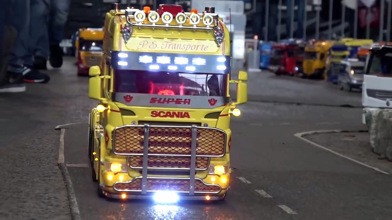 Awesome Mix! RC Trucks! Trucks! Excavators! Firefighter Trucks!