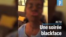 Une soirée blackface provoque l'indignation