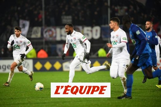 Moussa Dembélé, l'indispensable - Foot - Coupe - OL