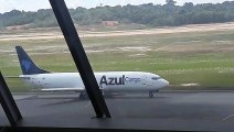 [SBEG Spotting]Boeing 737-800 PR-GGN pousa em Manaus vindo de Fortaleza(04/01/2020)