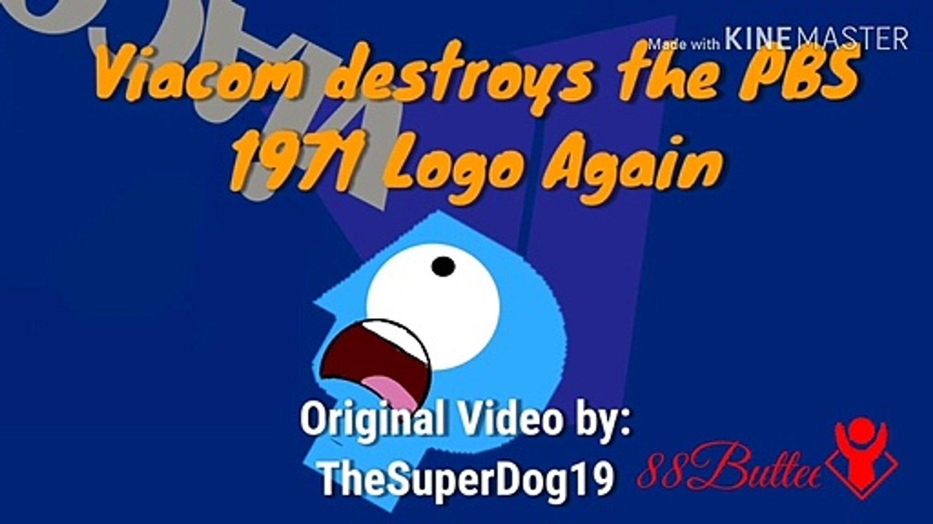 PBS Parodies Fun - Viacom destroys PBS 1971 Again