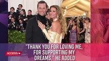 Tom Brady's Wife Gisele Posts Sweet IG Message About Patriots QB