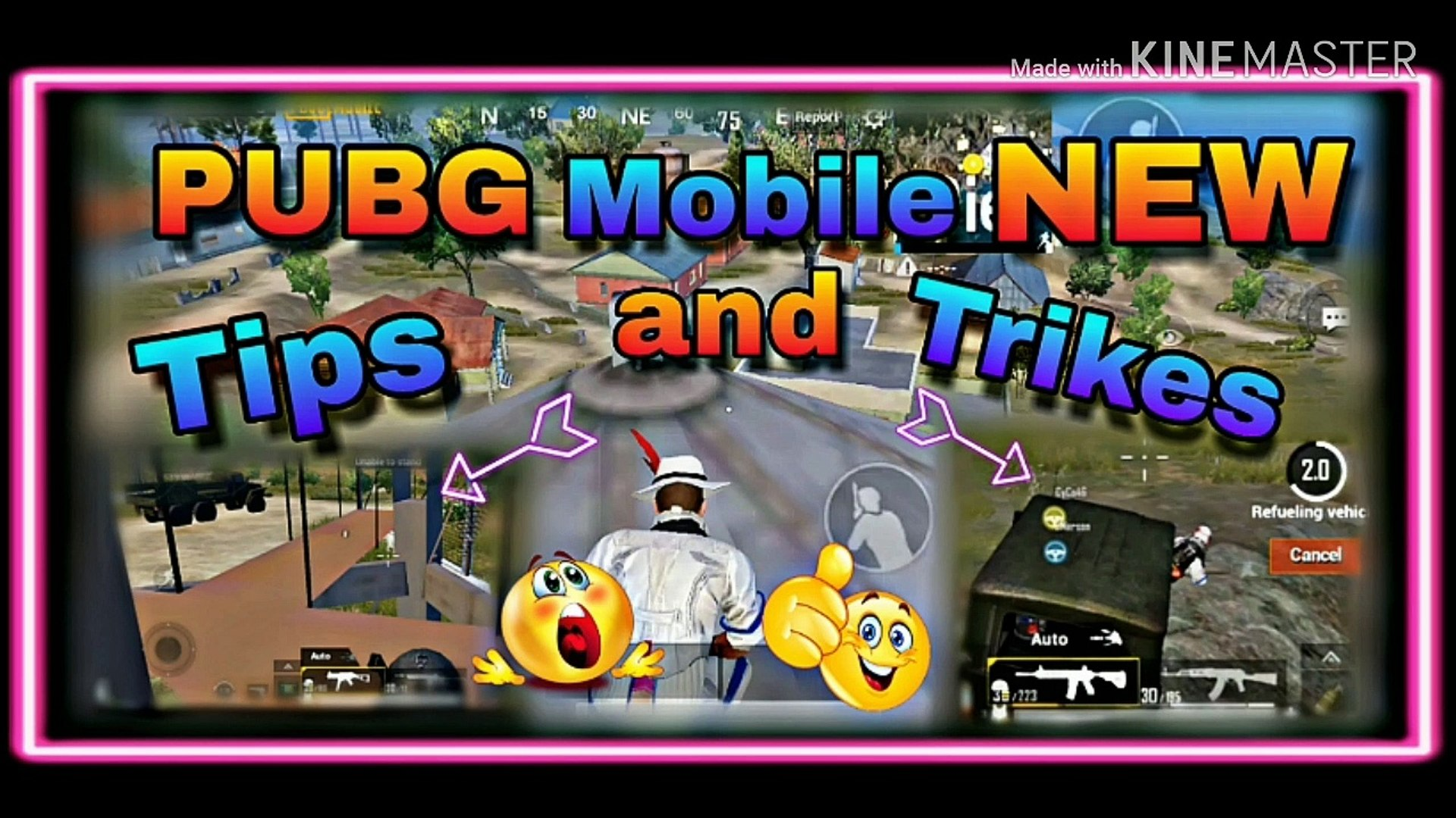 Pubg mobile new tips and tricks ||climb on home and best hiding spot||