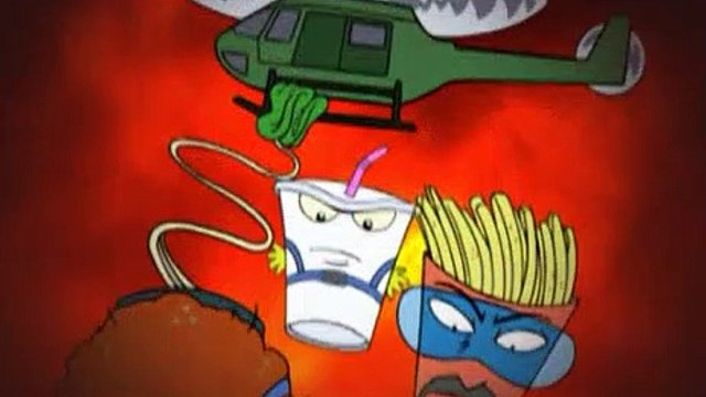 Aqua Teen Hunger Force S02E22 THE