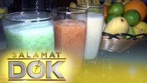 Dr. Myrna Arcega talks about the benefits of detoxification | Salamat Dok