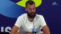 """ATP Cup 2020 - Benoit Paire : """"On joue pour le pays, pour l'argent et pour les points"""""""