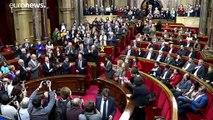 Le président catalan Quim Torra fait appel de sa destitution