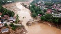 Des inondations meurtrières en Indonésie