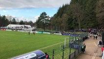 Coupe de France : ambiance au stade Gasser avant Raon-l'Etape - Lille