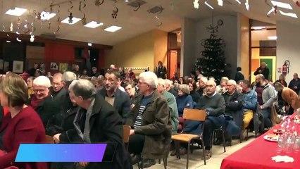 Vœux 2020 Intervention du Maire de Plouguin