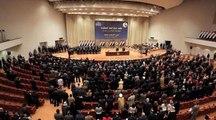 Irak Meclisi'nde Mukteda es-Sadr, ABD Büyükelçiliği'nin kapatılmasını istedi