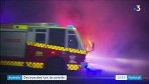 Australie : des incendies incontrôlables