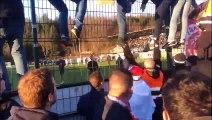 Coupe de France : la tension monte entre supporters lillois et joueurs de Raon-l'Etape après le coup de sifflet final