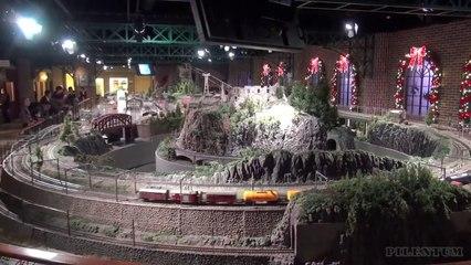 Le grand réseau des trains miniatures à l'échelle 1 au Japon - Une vidéo de Pilentum Télévision - Modélisme ferroviaire, trains miniatures, maquettisme et chemin de fer