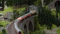 Salon du train en Allemagne - Un monde miniature en échelle 1/87ème - Une vidéo de Pilentum Télévision - Modélisme ferroviaire, trains miniatures, maquettisme et chemin de fer