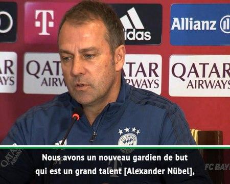 """Bayern - Flick : """"Nübel est un grand talent"""""""