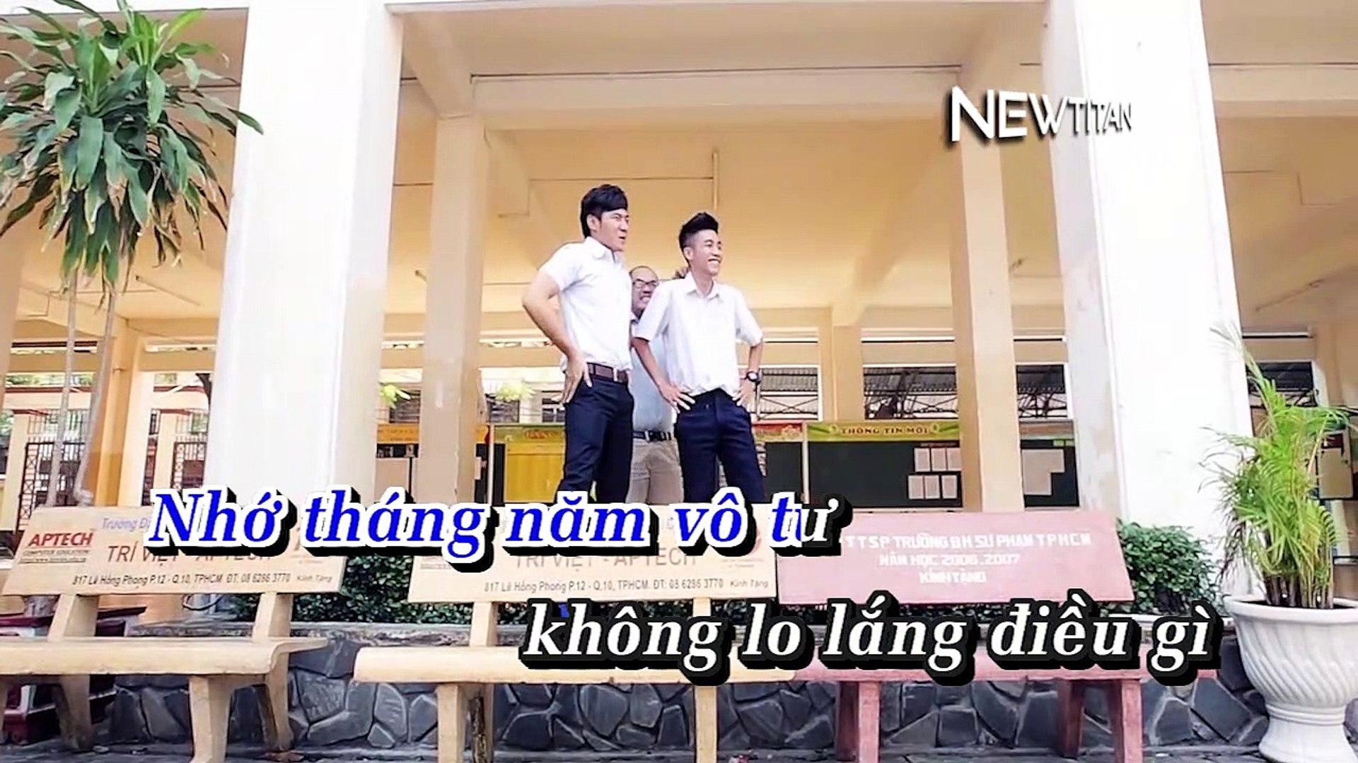 [Karaoke] Bức Tranh Kỷ Niệm - Trần Tuấn Lương [Beat]