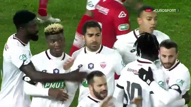 Le but de Lautoa face à Valenciennes