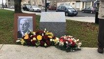 L'hommage à Alfred Locussol