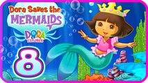 Dora the Explorer- Dora Saves the Mermaids Part 8 (PS2) Dora the Mermaid
