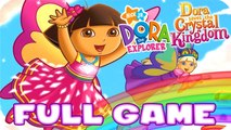 Dora the Explorer- Dora Saves the Crystal Kingdom FULL GAME Longplay (Wii, PS2)