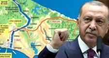 Erdoğan Kanal İstanbul konusunda muhalefete yüklendi: Gerekirse sunum yapacağım
