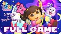 Dora the Explorer- Journey to the Purple Planet FULL GAME Longplay (PS2)
