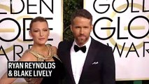 8 of the Cutest Couples on the Golden Globes Red Carpet - Marie Claire