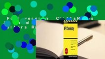 Full version  CliffsNotes AP Chemistry  Best Sellers Rank : #2
