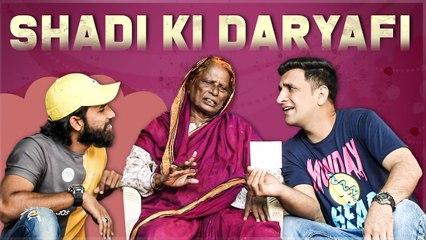 Shadi ki Daryafi - Marriage enquiry Comedy || Kiraak Hyderabadiz