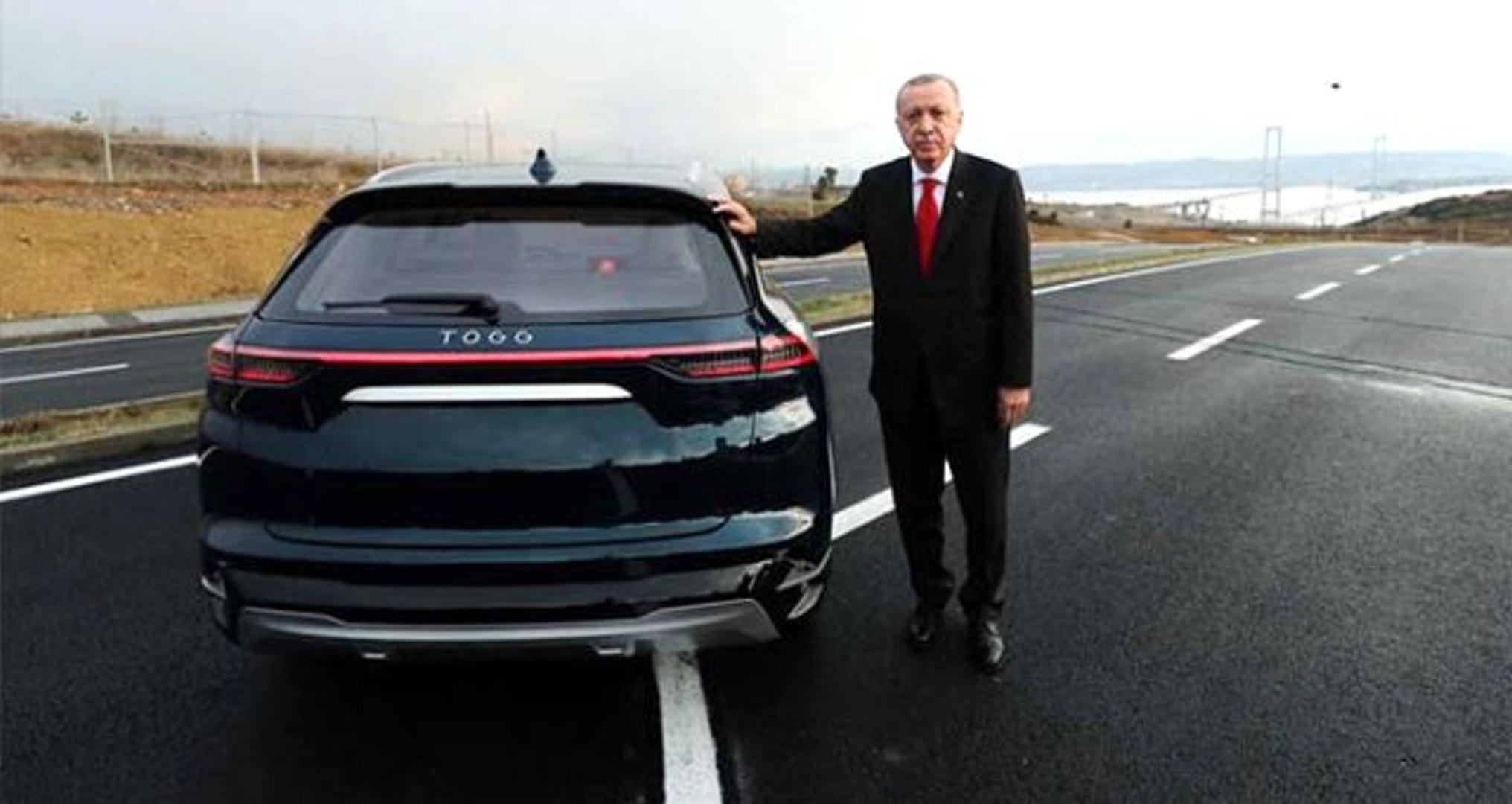 Erdoğan'dan yerli otomobilin fiyatıyla ilgili açıklama: Halkımızın alabileceği bir fiyatta olac