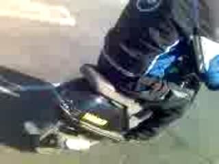 kymco stunt