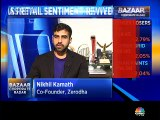 Overall sentiment around equity & investments is that of uncertainty, says Nikhil Kamath of Zerodha